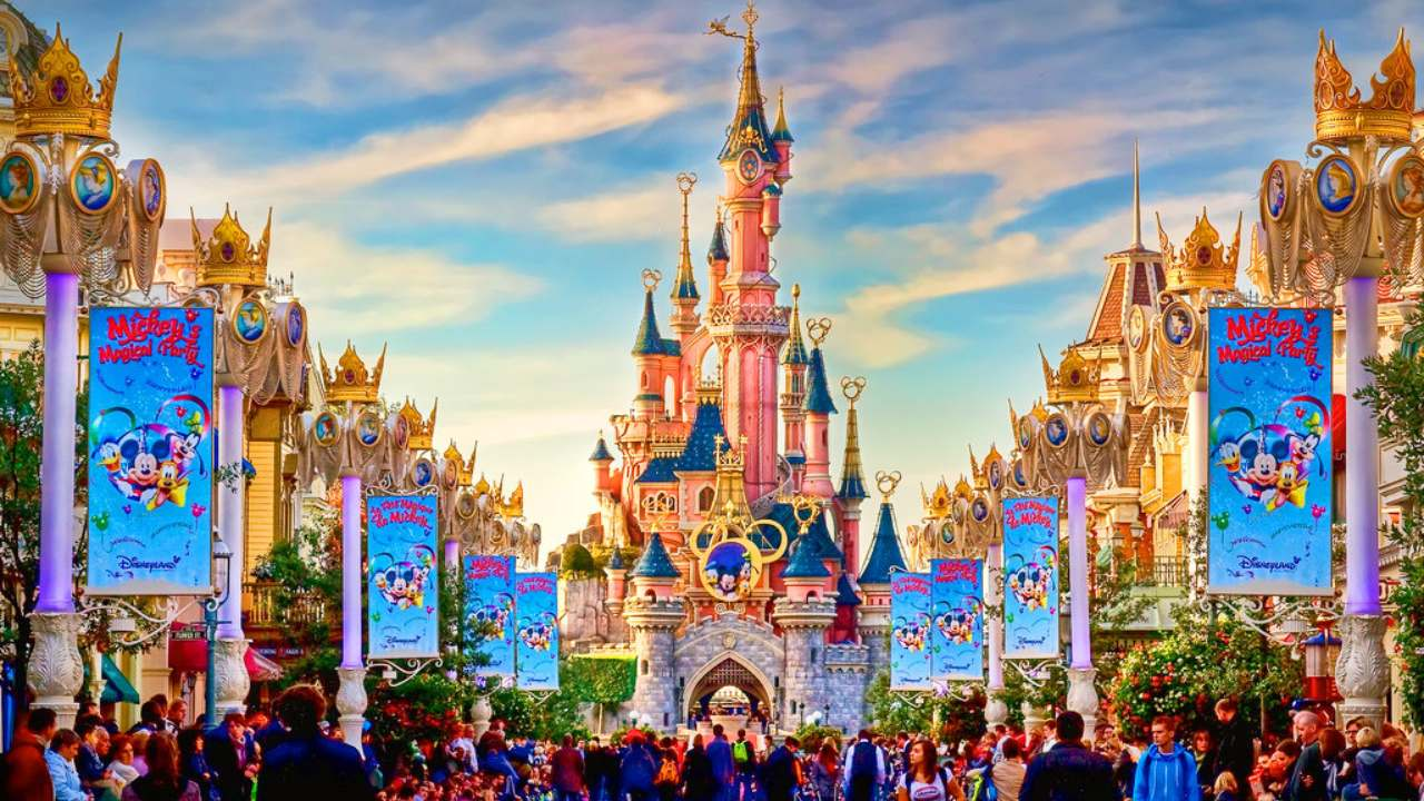 Disneyland Paris holiday
