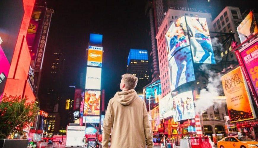 New York solo travel