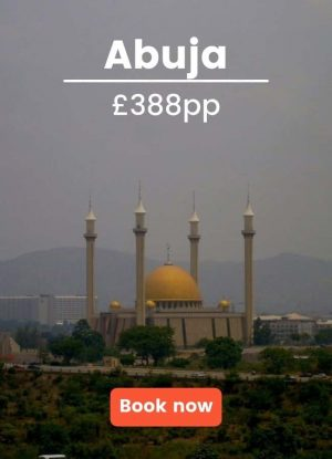 Flights to Abuja