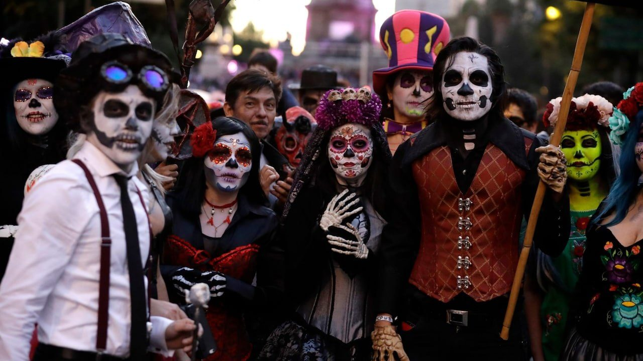 The Day of the Dead Mexico